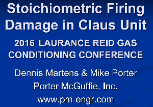 Laurance Reid Gas Treating Conference